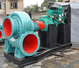 Horizontal Mix Flow Pump pictures & photos