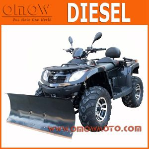 Diesel 900cc 4X4 4 Wheel Motorcycle pictures & photos