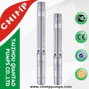 All Power Deep Well Submersible Water Pump for Solar Products pictures & photos