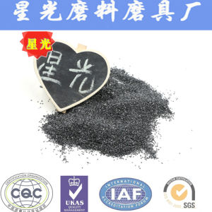 Fused Alumina Black Corundum Powder pictures & photos
