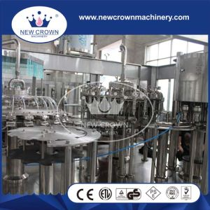 Aspetic 15000bph Water Bottle Filling Line with Air Filteration Conveyor pictures & photos