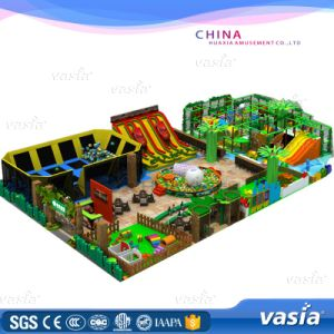 2016 New Big Commercial Indoor Trampoline Park by Vasia (VS6-160328-450A-31D) pictures & photos