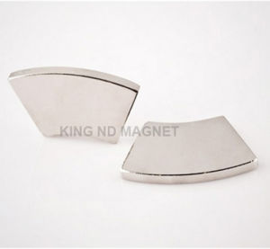 Shk-012 Segment Permanent Neodymium Strong Arch Motor Magnet pictures & photos