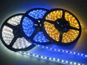 Waterproof & Non-Waterproof 12V LED Strip Light pictures & photos