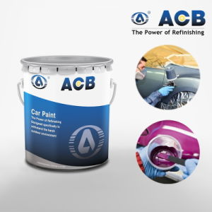 Automotive Coatings Formula Car Spray Paint Shop Polyester Putty pictures & photos