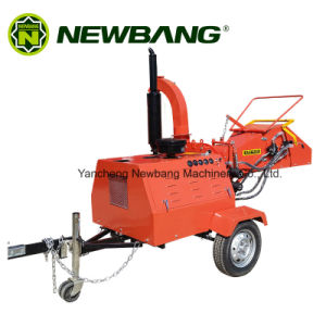 Red Wood Chipper with Ce Certificate pictures & photos