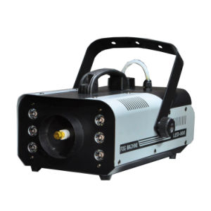 Stage Equipment 1500W 3PCS LED Wireless Remote Control Fog Machine pictures & photos