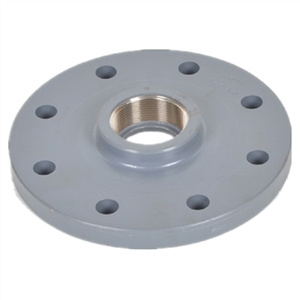 PVC Pipe Flange with Gasket DIN Standard pictures & photos