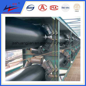 Long Distance Heavy Loading Tubulaire Convyeor, Pipe Conveyor Manufacturer pictures & photos