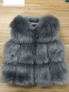 Baby Fake Fur Vest, Fashion Clothing pictures & photos