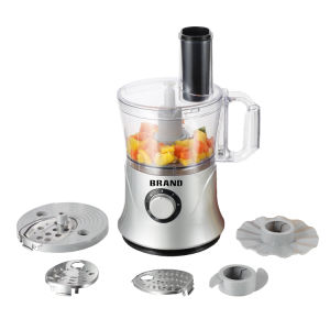1.2liter Capacity Food Chopper Slicer Shredder Mixer pictures & photos