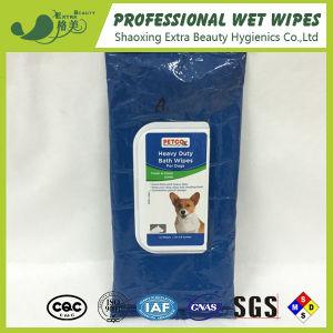 Spunlace Wet Wipes Soft Pet Wet Tissues pictures & photos