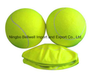 Outdoor Inflatable Giant Logo Printed Tennis Ball pictures & photos