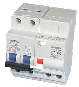 Tgm65n Earth Leakage Circuit Breaker (RCCB) pictures & photos