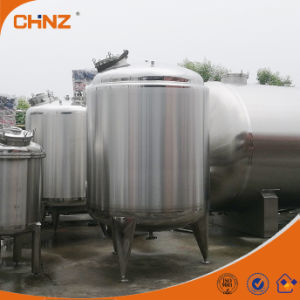 Huge Stainless Steel Alcohol Water Oil Storage Tanks with Ce Certificated pictures & photos