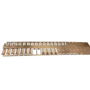 Stamping Parts Using a Progressive Die Chinese Manufacture pictures & photos