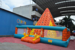 Commercial Sport Game Inflatable Climbing Wall (CHSP402-1) pictures & photos