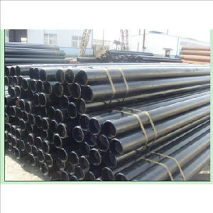 JIS G3445 Welded Black Carbon Steel Pipe pictures & photos