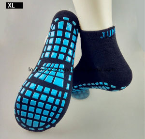 Custom Indoor Trampoline Sock Manufacturer pictures & photos