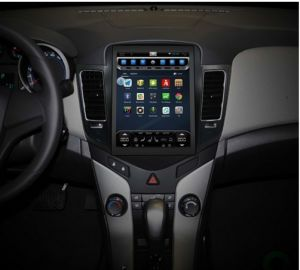 Vertical Huge Screen Android 5.1 Version Car GPS with iPod Bt FM Am ISDB for Toyota Prado 2015 pictures & photos