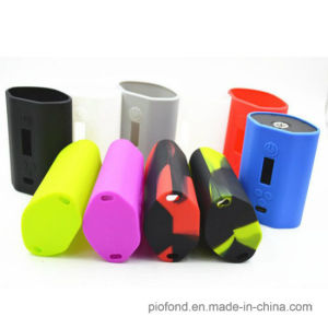 2016 Vivismoke Wholesale Cuboid 150W Box Mod Silicone Cigarette Case/Skin/Sleeve/Protector/Wrap/Decal Colorful Case