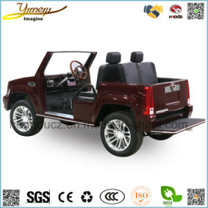 Hot Sale 4 Seats Electric Car 4WD Cadillac Vehicle pictures & photos