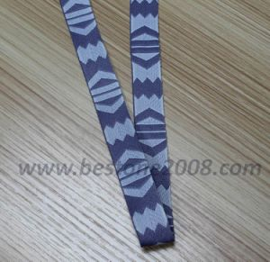 High Quality Polyester Jacquard Webbing Fo Bag#1312-9 pictures & photos