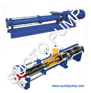 Single Screw Pump (Mono Pump) pictures & photos