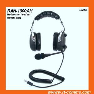 Noise Cancelling Aviation Headset Pilot for Helicopter pictures & photos