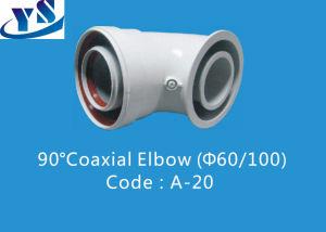90 Deg Elbow 60/100 (A-20)