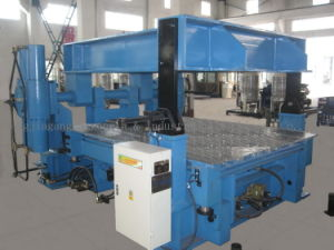 Psynthetic Fabric Parts PU Moulding Machine (MHM255/195) pictures & photos