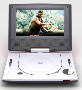 Portable DVD (TK-PD702)