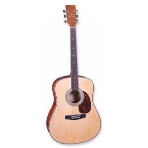 "41"" Acoustic Guitar Nature Color (AG-4160) pictures & photos"