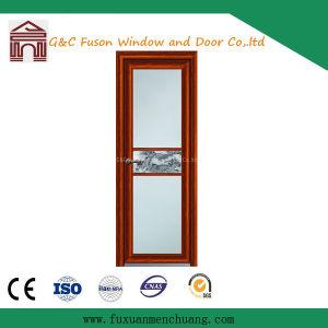 Tempered Glass Aluminium Casement Doors pictures & photos