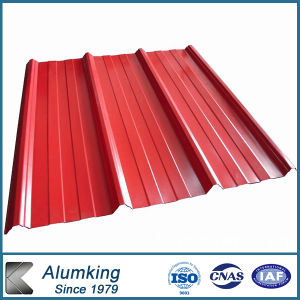 Feve/Epoxy Color Coated Aluminium Coil for Roofing pictures & photos