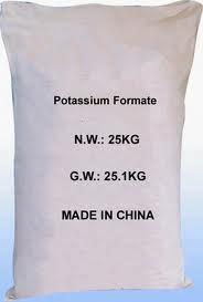 Potassium Formate (Oil Drilling Fluid)