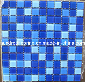 Glass Mosaic Swimming Pool Mosaic (HSP310) pictures & photos