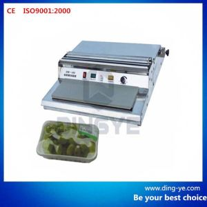 Hand Wrapping Machine for Food/ Fruit/ Meat (HW-450) pictures & photos