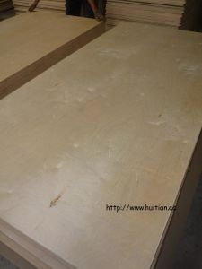 100% Natural White Birch Plywood for Furniture pictures & photos