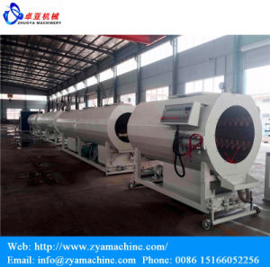 HDPE/PE Pipe Underground Sewage Pipe Production Line/Extrusion Line pictures & photos