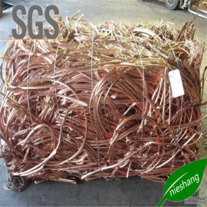 SGS 99.9% 99.99% Copper Wire Scrap Copper Scrap pictures & photos
