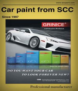 Good Price High Performance Car Repair Paint pictures & photos