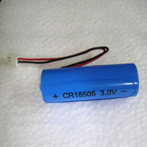 2500mAh Capacity Battery Cr18505 Size a pictures & photos