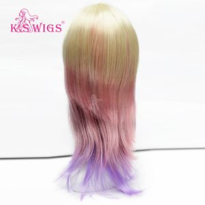 Christmas 100% Japanese Kanekalon Party Synthetic Wig pictures & photos