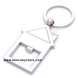 Promotion Metal Souvenir Logo Keychain Bottle Opener (BK11381) pictures & photos