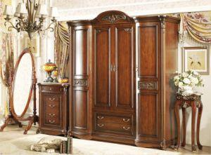 4 Door Wardrobe (XY-3016)