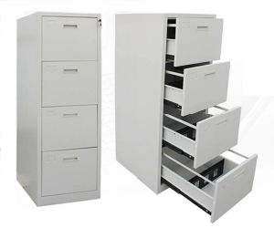 Vertical Filing Cabinet 4 Drawers (slim model) (T1-FC04) pictures & photos
