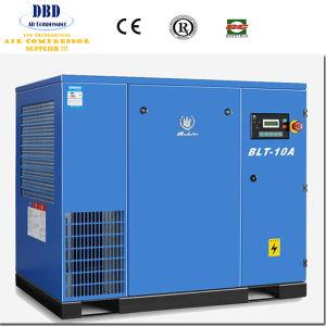 7.5kw Oil-Less Screw Air Compressor