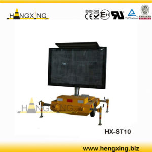 Hx-St10 off Road Traffic Vms Trailer Safety Trailer Traffic Signal Trailer