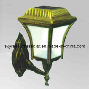 Solar Lawn Light, Beautiful Wall Ornaments LED (YZY-CP-064) pictures & photos